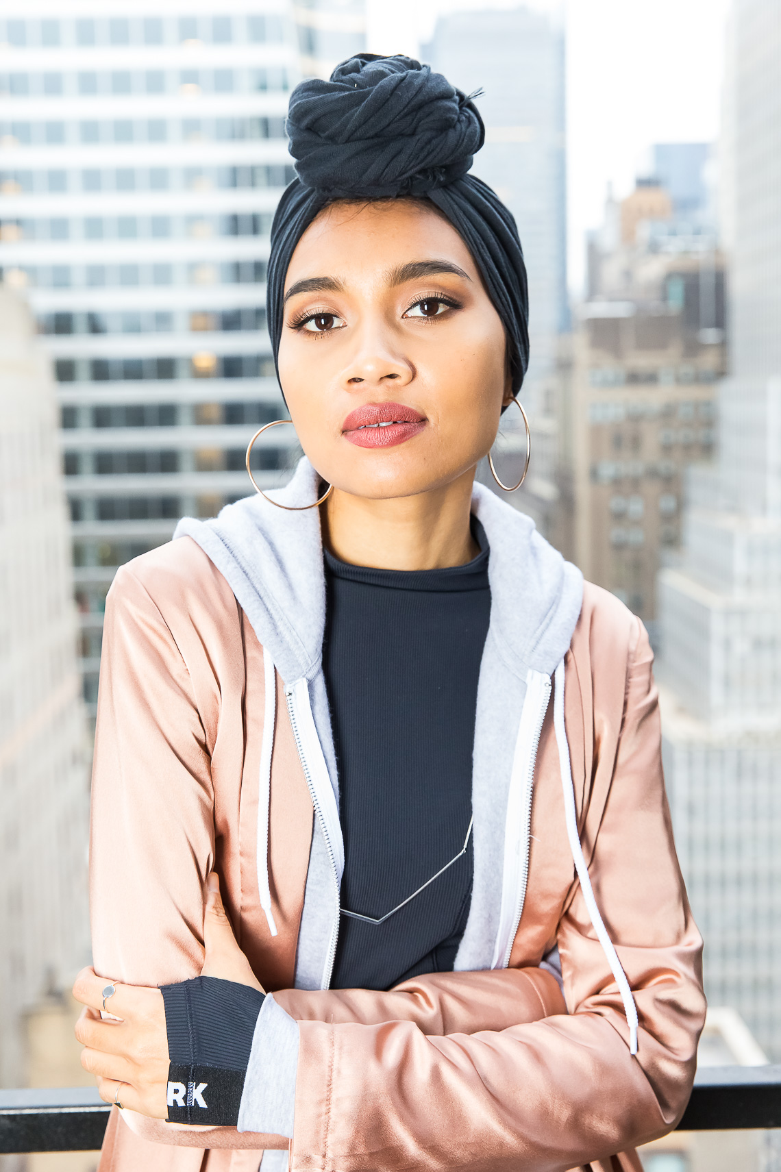 Yuna in New York City